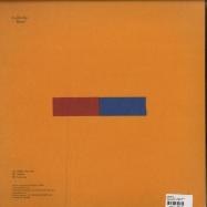 Back View : Costin Rp - BASICS (180G / VINYL ONLY) - Ruere Records / RUERE004