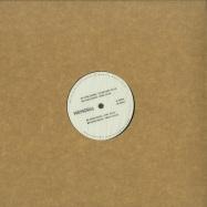 Back View : Ilario Liburni / Marko Nastic - DOUBLE TROUBLE EP - Memoria Recordings / MEM046
