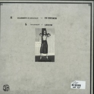 Back View : Dollkraut - FETISH EP (10 INCH) - Charlois / CHAR014