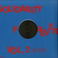 Back View : Rizu X, Ana Helder, Gladkazuka Vaskular - SOLIDARITY FOREVER VOL. II - Comeme / Comeme045