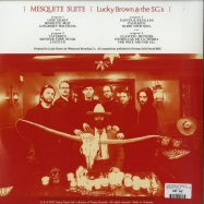 Back View : Lucky Brown & The S.G.s - MESQUITE SUITE (LTD 2X12 LP) - Tramp Records / TRLP9074