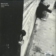 Back View : Reto A Ichi - THE LAPSE OF THE EXCHANGE / ALONE MOVING OFTEN (2LP + MP3) - !K7 / 151891