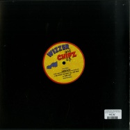 Back View : The Wipeouts / Rats On Acid / The Geezer - WIZZER AND CHIPZ EP (180G VINYL) - Wah Wah / WAHWAH032