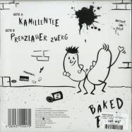 Back View : Baked Beans - KAMILLENTEE (GREEN 7 INCH + MP3) - Staatsakt / 3715447