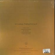 Back View : Ion Ludwig - ROLLING DRAMA (2X12 INCH) - Trelik / TR 032