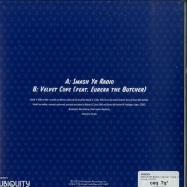 Back View : Nobody - SMASH YR RADIO / VELVET COVE (7 INCH) - Ubiquity / UR7373