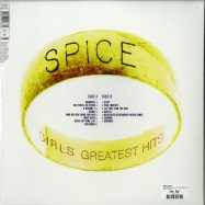 Back View : Spice Girls - GREATEST HITS (LTD PICTURE LP + MP3) - Virgin / SPICE2019 / 7751833