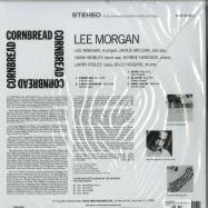 Back View : Lee Morgan - CORNBREAD (180G LP) - Blue Note / 7750051