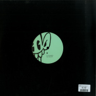 Back View : DJ Life - NEURAL OSCILLATIONS EP - Echocentric Records / ECR001