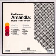 Back View : Various Artists - ESA PRESENTS AMANDLA: MUSIC TO THE PEOPLE (2LP) - Soundway / SNDWLP131 / 05181691