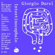 Back View : Giorgio Dursi - INTESTINOCEPHALO (CASSETTE / TAPE) - KRAAK / K101