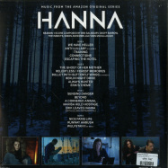 Back View : Various Artists - HANNA: SEASON 1 O.S.T. (WHITE 2LP) - Invada Records / LSINV221LP / 39147071