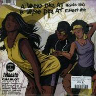 Back View : MC T. Tucker & DJ Irv - WHERE DEY AT (GOLDEN 7 INCH) - Superjock Records / SJ118