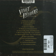 Back View : Verb T & Pitch 92 - A QUESTION OF TIME (CD) - High Focus / HFRCD116