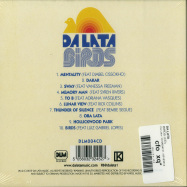 Back View : Da Lata - BIRDS (CD) - Da Lata / DLM004CD / 05183012