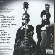 Back View : GA-20 - LONELY SOUL (LP) - Karma Chief / KCR12004LP / 00136288