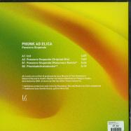 Back View : Phunkadelica - PENSIERO STUPENDO - Multinotes / Multinotes012