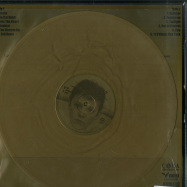 Back View : U2 - THE OCTOBER TOUR (INCA GOLD SWIRL LP) - Coda / CRLVNY028
