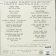Back View : Various Artists - ROOTS AGGREGATION (LP) - Deeper Knowledge / DKR252LP