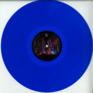 Back View : Fleck ESC - SHELTERS (BLUE COLOURED, 140 G VINYL) - Untitled Recs / URBLUE 03
