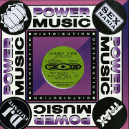 Back View : Johnny Funk - IN THE GHETTO/ HERE COMES JOHNNY (INCL. ELECTRO FORCE RMX) - 303 Records / 303-04