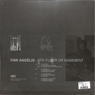 Back View : Dimi Angelis - 6TH FLOOR OR BASEMENT (2LP / VINYL ONLY) - Key Vinyl / KEYLP03