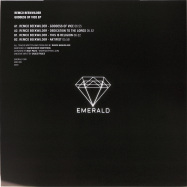 Back View : Remco Beekwilder - GODDESS OF VICE EP - Emerald / EMERALD009