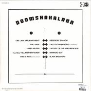Back View : Doomshakalaka - DOOMSHAKALAKA (CLEAR LP) - Moshi Moshi / MOSHILP100
