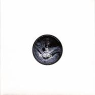Back View : Merv - REMAIN (CLEAR RED BLUE VINYL) - Kontakt Records / KNT-14
