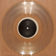 Back View : Unknown - TRANSGRESSIVE EP (CLEAR 10 INCH) - Vibez 93 / VIBEZ93LTD002