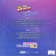 Back View : Various - ZYX ITALO DISCO NEW GENERATION:VINYL EDITION VOL.2 (LP) - Zyx Music / ZYX 55917-1