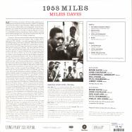 Back View : Miles Davis - 1958 MILES (180G LP) - WaxTime / 772173