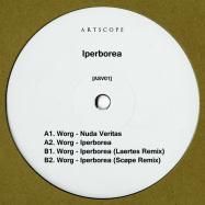Back View : Worg - IPERBOREA (LAERTES, SCOPE RMX) - Artscope / ASV01