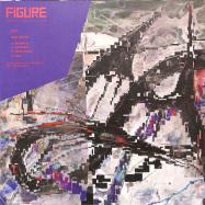 Back View : Wata Igarashi - NEW DAWN EP (12 INCH VINYL WITH FULL COVER PRINT) - Figure / FIGURE X24