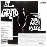 Back View : Jorge Lpez Ruiz - EL GRITO (SUITE PARA ORQUESTA DE JAZZ) (LP, 140G VINYL) - BE WITH RECORDS / BEWITH078LP