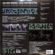 Back View : Julian Siegel Jazz Orchestra - TALES FROM THE JAQUARD (180G 2LP) - Whirlwind / WR4774LP / 05210551
