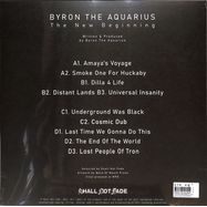 Back View : Byron the Aquarius - THE NEW BEGINNING (2LP) - Shall Not Fade / SNFLP007