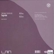 Back View : Jacopo Carreras - SAGREDO - Lan Muzic / lan005