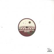 Back View : Ronnie Parker - THE PRAYER - Earthrumental Music / EM08
