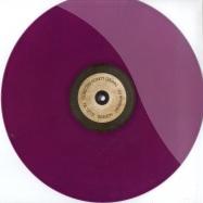 Back View : Saimon - PIRANHA EP (PURPLE COLOURED VINYL) - Naked Lunch / NL1213