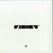 Back View : Noisia - FRIENDLY INTENTIONS / DISPLACED (2019 REPRESS) - Vision / VSN010RP