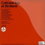 Back View : John Coltrane - LIVE AT BIRDLAND (LP) - Music On Vinyl / movlp446