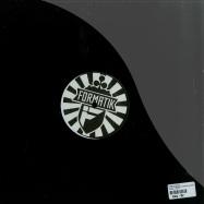 Back View : Various Artists - FORMAT B RESTLESS REMIXES SESSION 3 (UTO KAREM, DJ MADSKILLZ, F.TESSIS REMIXES) - Formatik / FMK009
