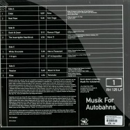 Back View : Gerd Janson Presents - MUSIK FOR AUTOBAHNS (2X12 INCH) - Rush Hour / RH125LP