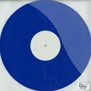 Back View : Pryda - RECOMONDOS / BERGEN (BLUE VINYL) - Pryda / PRY023