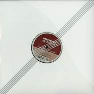 Back View : Reference - ISOLATED RHYTHM - 200 Records / 200 028