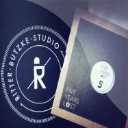 Back View : Various Artists - 5 YEARS LOST (3XLP BOX JUTE BAG) - Ritter Butzke Studio / RBSLP001