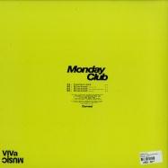 Back View : Monday Club - BLACK OUT (LUKE SOLOMON REMIX) - Viva Music / Viva115