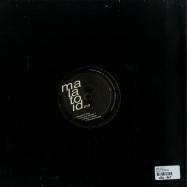 Back View : Ugur Project - DESOLATION PEAK EP - Malatoid / MALATOID010