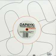 Back View : Dapayk Solo - TRANSFORMATION REMIXES - Mos Ferry Prod. / MFP080